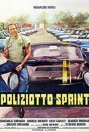 Poliziotto sprint Poster