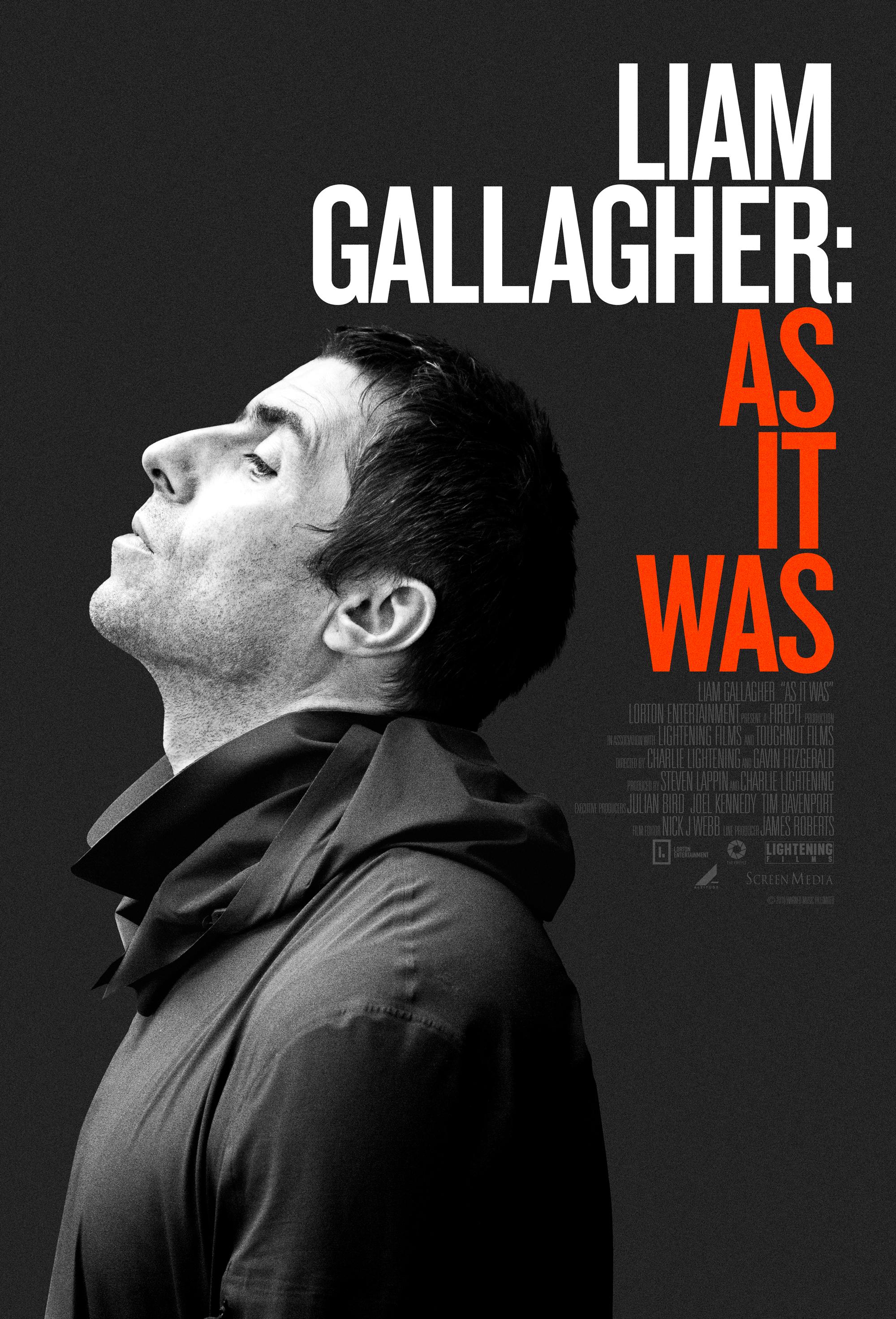 Liam Gallagher: As It Was (2019) - IMDb