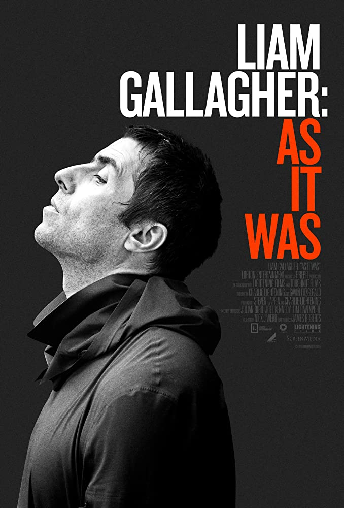 Liam Gallagher in Liam: As It Was (2019)