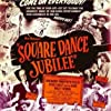 Les Anderson, Don 'Red' Barry, Claude Casey, Spade Cooley, Cowboy Copas, Johnny Downs, Slim Gaut, Les Gotcher, Thurston Hall, Herman the Hermit, Mary Beth Hughes, Max Terhune, Wally Vernon, Britt Wood, The Broome Brothers, and The Tumbleweed Tumblers in Square Dance Jubilee (1949)
