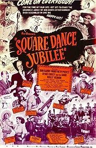 Short movie video download Square Dance Jubilee USA [BluRay]