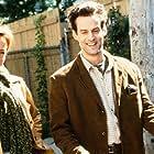 Pascale Bussières and Alexis Martin in Un 32 août sur terre (1998)