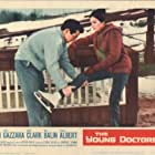 Ina Balin and Ben Gazzara in The Young Doctors (1961)