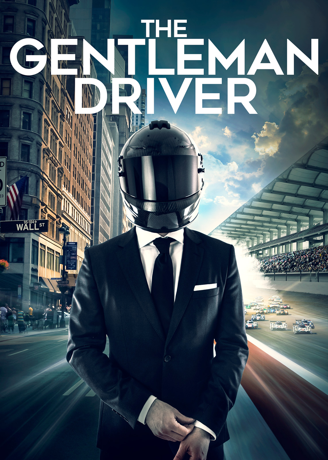 The Gentleman Driver Film, Now available on NETFLIX worldwide!