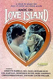 Valentine Magic on Love Island Poster