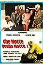 Che notte quella notte! (1977) Poster