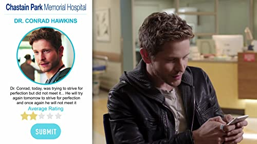 The Resident: Reviews: Dr. Conrad Hawkins