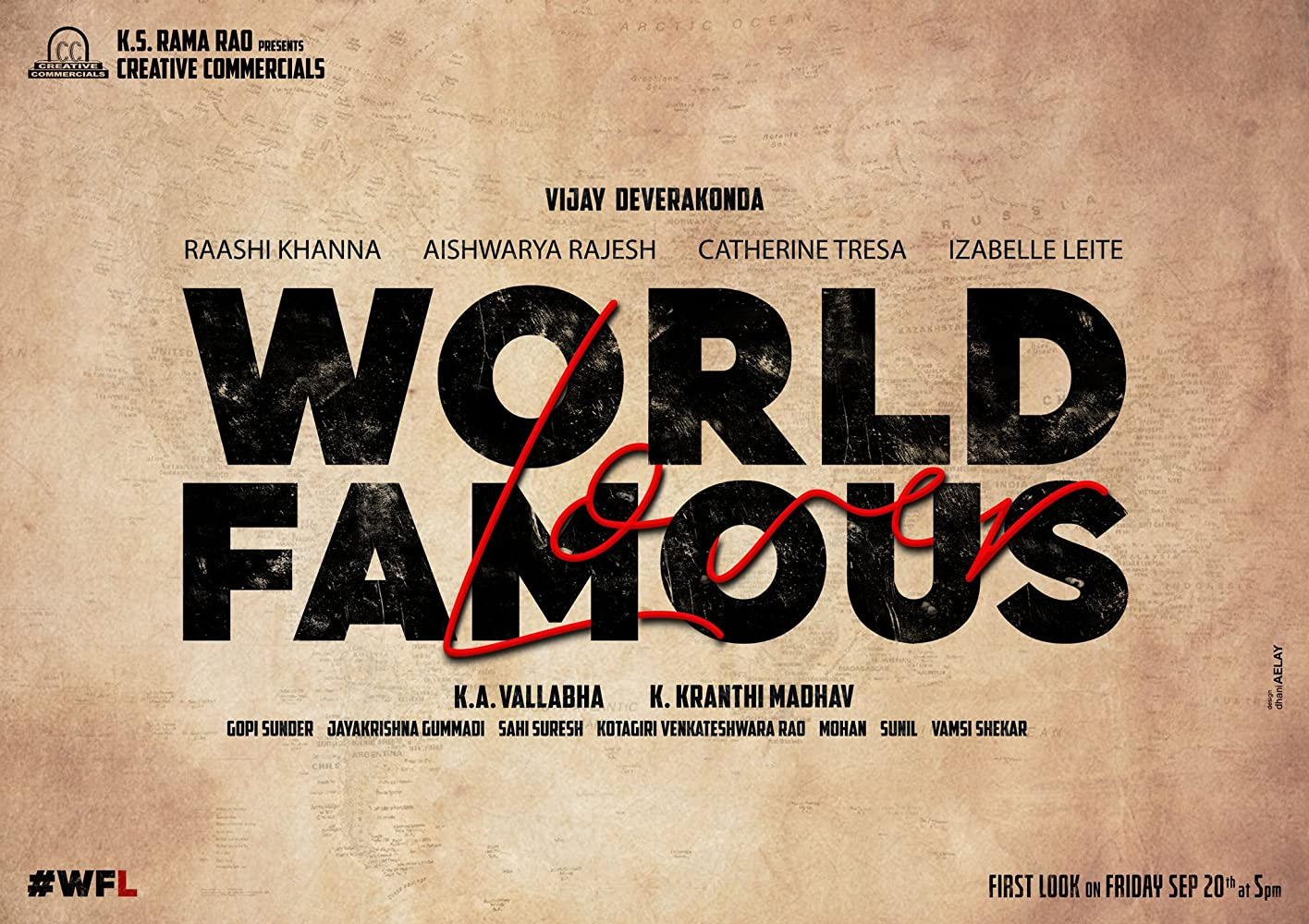 World Famous Lover (2020) Film Indian Online Subtitrat