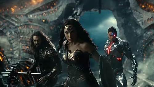 Zack Snyder's Justice League (Trailer Tease)