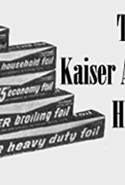 The Kaiser Aluminum Hour Poster