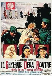 Il Generale Della Rovere(1959) Poster - Movie Forum, Cast, Reviews