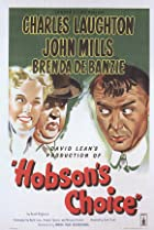Hobson's Choice (1954) Poster