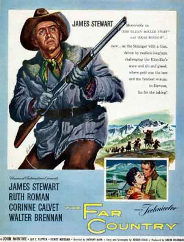 The Far Country (1955)