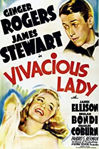 Vivacious Lady by Clarence Brown