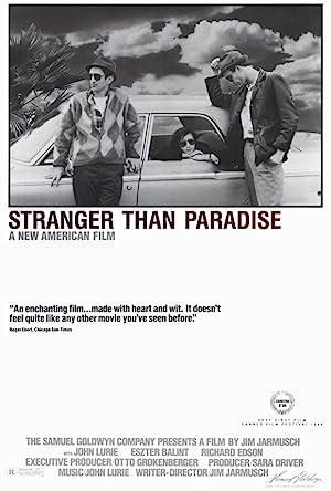 Where to stream Stranger Than Paradise