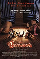 The Borrowers (1997) Poster