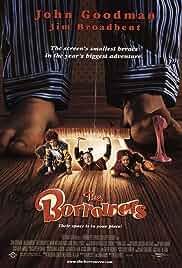 Watch Movie The Borrowers (1997)