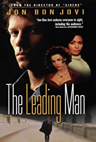 Jon Bon Jovi, Anna Galiena, and Thandiwe Newton in The Leading Man (1996)