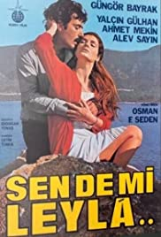 Sen De Mi Leyla Poster
