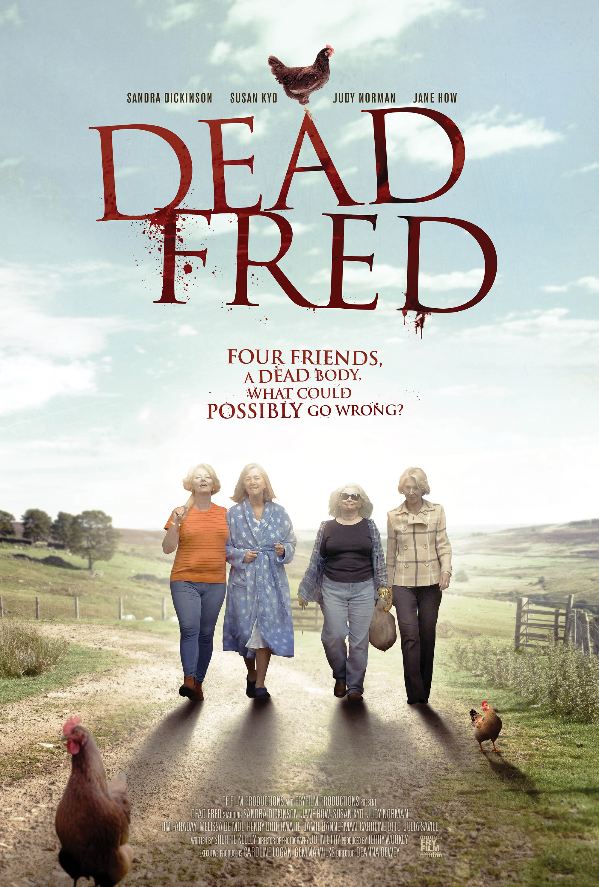 FREDAS NEGYVAS (2019) / Dead Fred