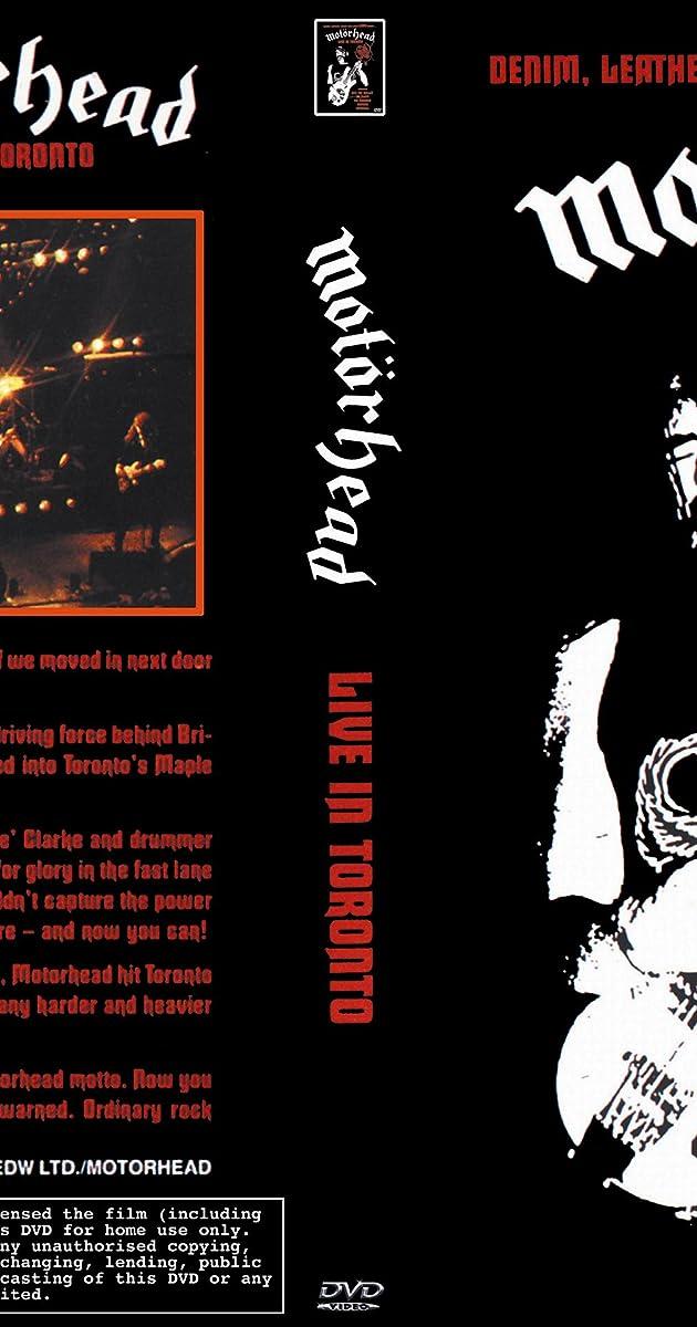 Motörhead: Live in Toronto (Video 1982) - Connections - IMDb