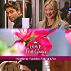 Adrian Grenier and Amy Smart in Love at First Glance (2017)