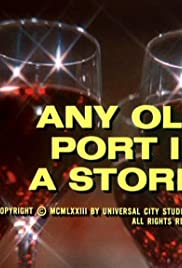 Any Old Port in a Storm Poster