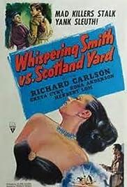 Whispering Smith Investigates Poster