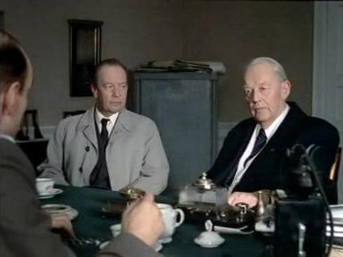 Arne Lie and Thorleif Reiss in Under en steinhimmel (1974)