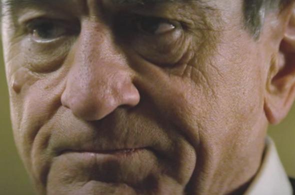 Robert De Niro in Heist (2015)