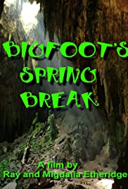 Bigfoot's Spring Break Poster