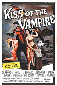 Primary photo for The Kiss of the Vampire