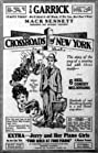 The Crossroads of New York (1922) Poster