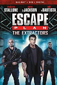 Sylvester Stallone, Dave Bautista, and 50 Cent in Escape Plan: The Extractors (2019)