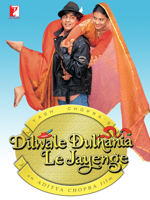 DDLJ: Dilwale Dulhania Le Jayenge 1995 Hindi Movie BluRay 500mb 480p 1.7GB 720p 7GB 18GB 1080p