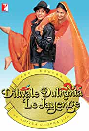 Dilwale Dulhania Le Jayenge  | 2 GB | 1080p | Hindi | DVDRIP