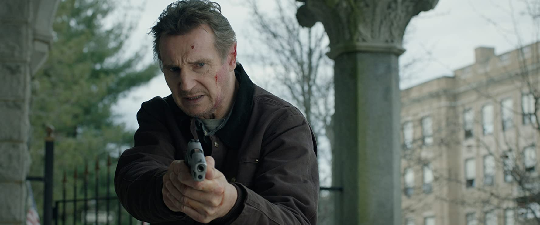 Liam Neeson in Honest Thief (2020)