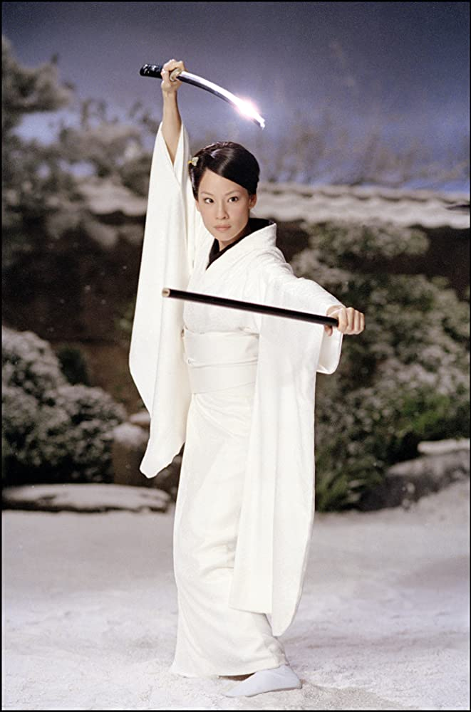Lucy Liu in Kill Bill Vol 1 2003
