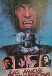 Las nueve caras del miedo Poster