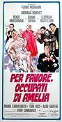 Per favore, occupati di Amelia (1981) Poster