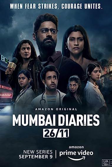 Mumbai Diaries 26/11 (2021) Hindi Season 1 Complete