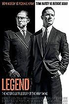 Legend (2015) Poster