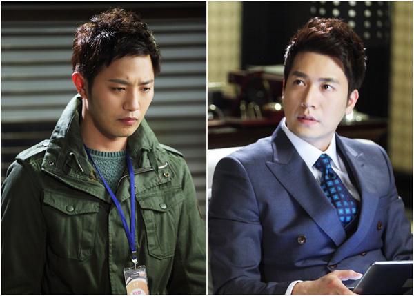 Hyeon-jae Jo and Jin Goo in Gwanggo cheonjae Yi Tae-baek (2013)