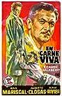 En carne viva (1954) Poster
