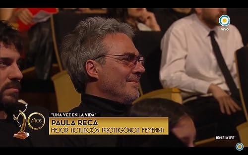 Paula Reca-  Acceptance Speech - Hugo Theatre Awards