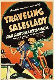 Joan Blondell and Glenda Farrell in Traveling Saleslady (1935)