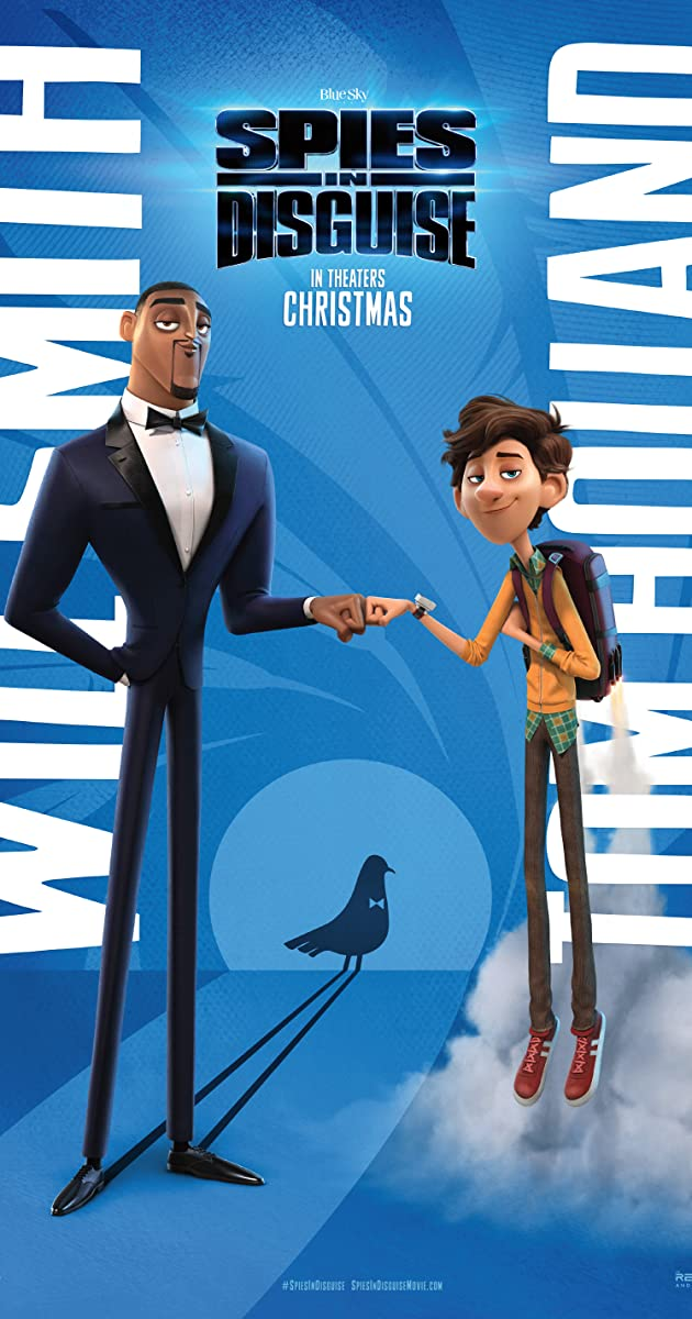 Watch Full HD Movie Spies in Disguise (2019)