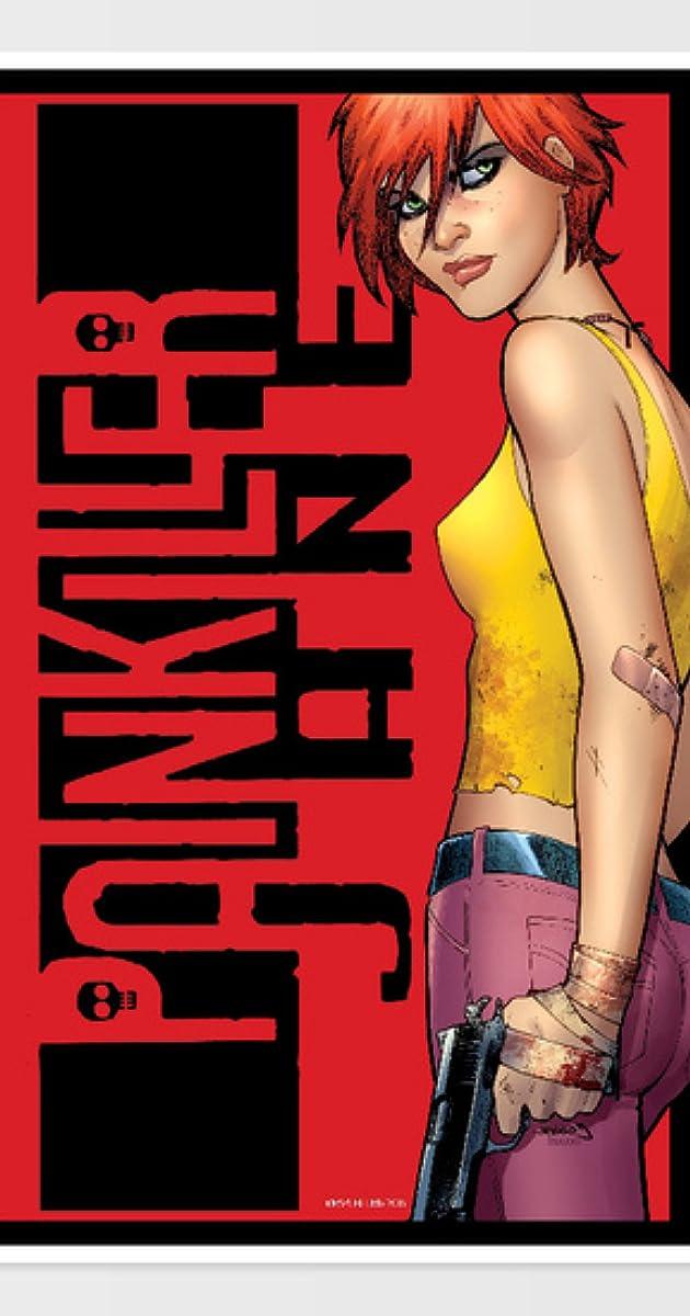 Download Filme Painkiller Jane Torrent 2021 Qualidade Hd
