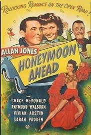 Honeymoon Ahead Poster