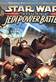 Star Wars: Episode I - Jedi Power Battles Poster
